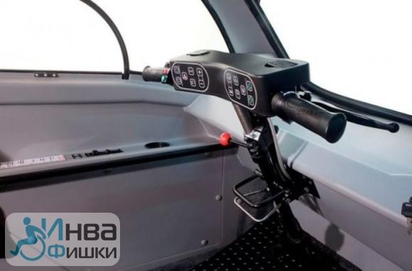 Система керування автомобілем