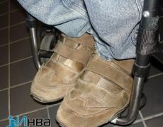 Обувь с застежкой-липучкой