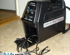 WAECO PowerPack PC 100 работает от аккумулятора