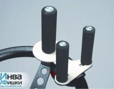 Ручка для руля позволяет управлять автомобиль шейнику