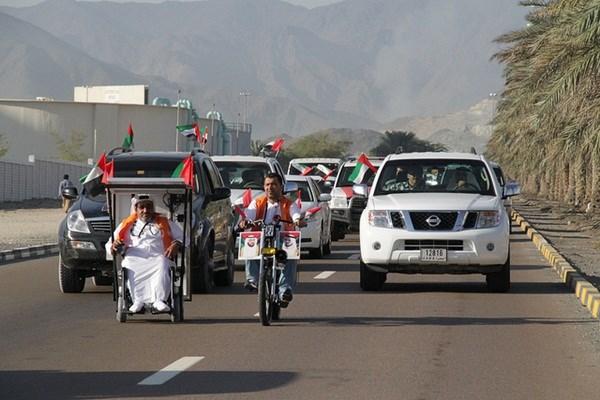 Хайдар Талеб відправився в дорогу