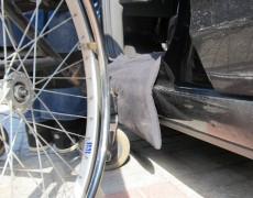 Полностью предотвращает контакт с коляской