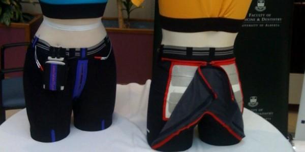 Smart-e-Pants - електронна білизна для захисту від пролежнів