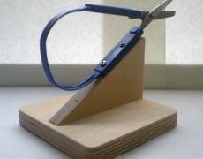 Ножницы для человека со слабыми кистями рук
