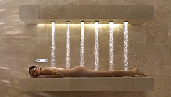 Горизонтальний душ