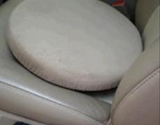 Поворотная подушка в автомобиль