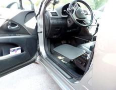 Платформа для пересаживания в автомобиль