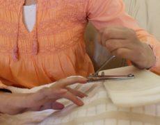 Как самостоятельно обрезать ногти шейнику